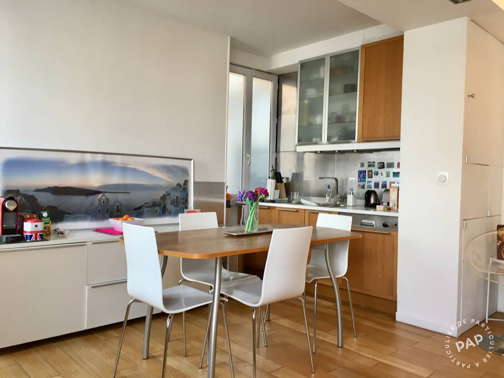 Location immobilier 1.590€ Paris 3E