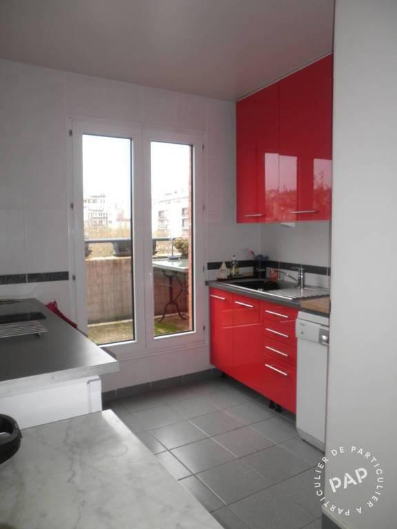 Location meubl e chambre paris 13e 580 e de for Chambre 8m2 paris