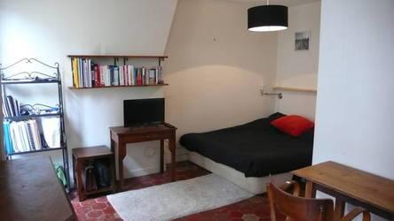 Location meublée studio 20m² Paris 14E - 930€