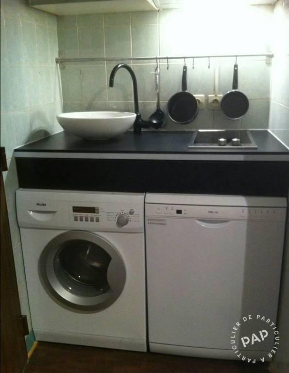 Location Appartement Saint-Denis (93) 25m² 790€