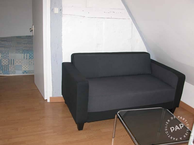 Location meubl e appartement 2 pi ces 40 m rouen 76 for Location meuble rouen