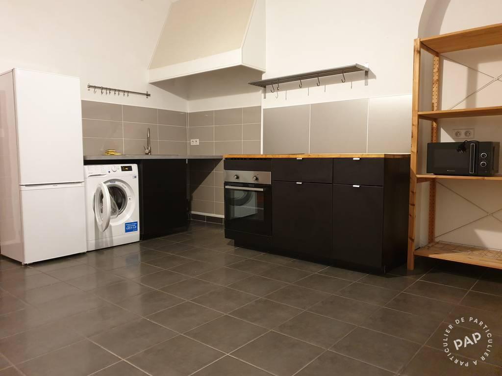 Location Appartement Marseille 72m² 955€