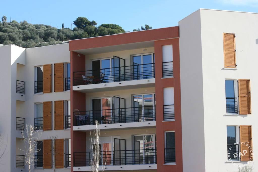 Location Appartement - Quartier Saint Isidore De Nice 25m² 610€