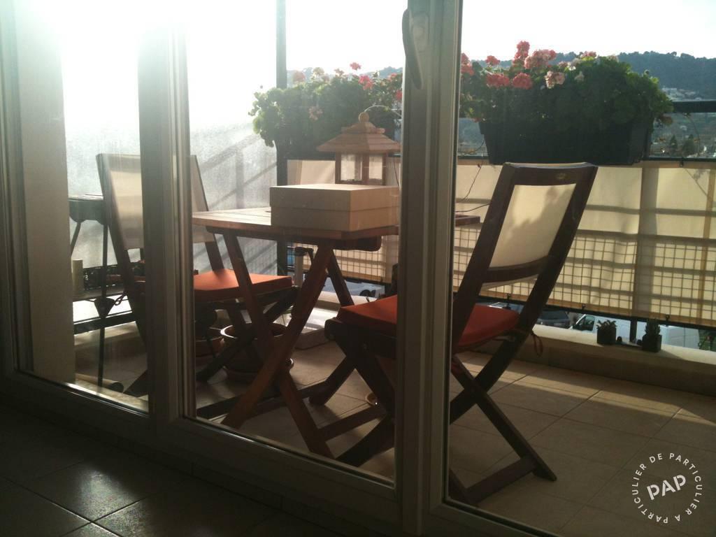 Location Appartement - Quartier Saint Isidore De Nice