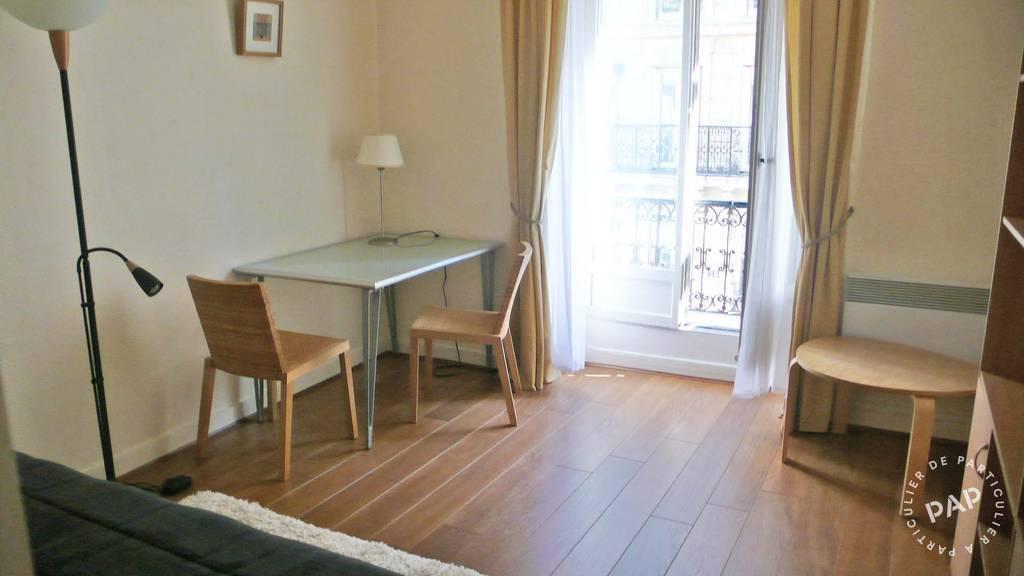 Location Appartement Paris 5E 21m² 940€