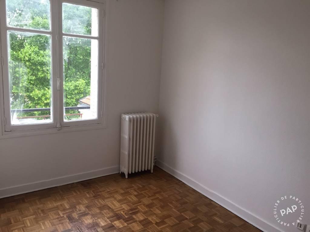Appartement 1.150€ 49m² Gentilly