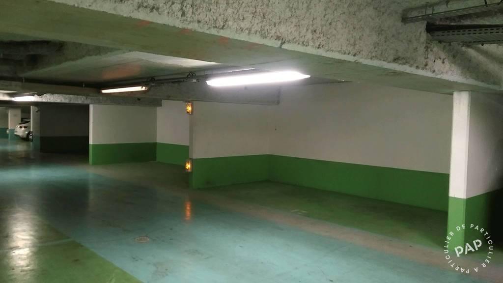 Location Garage, parking Nogent-Sur-Marne  120€