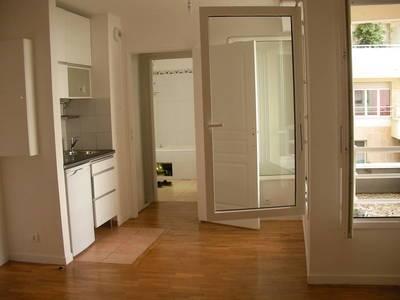 Location studio 26m² Boulogne-Billancourt - 900€