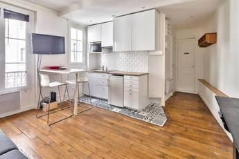 Location meublée appartement 2pièces 35m² Paris - 1.270€