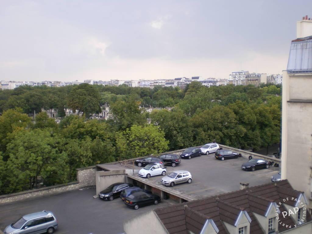 Location Appartement Paris 12m² 695€