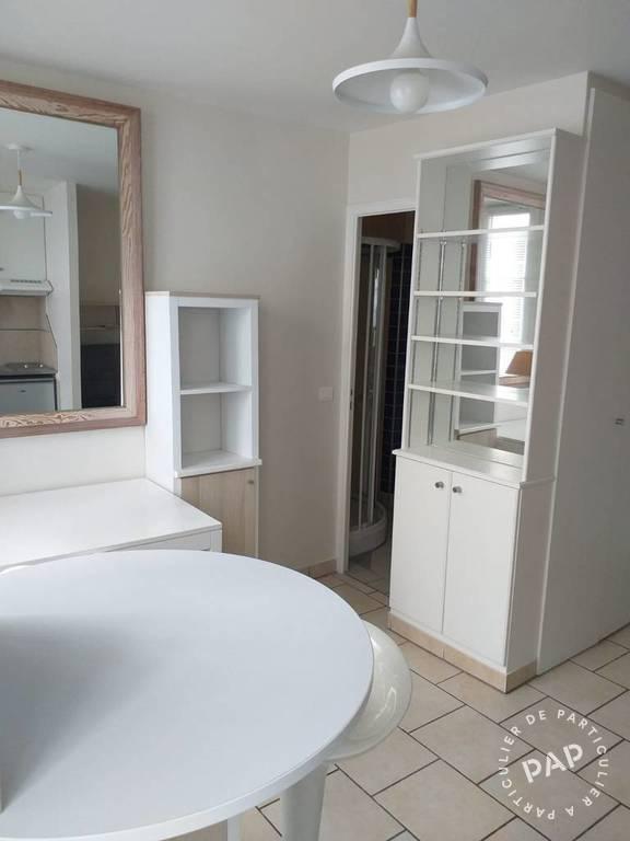Location Appartement Paris 3E 19m² 840€