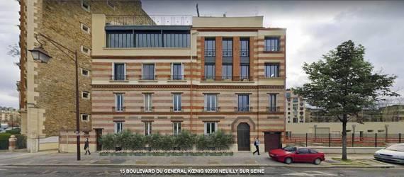 Location appartement 5pi�ces 115m� Neuilly-Sur-Seine (92200) - 3.000€