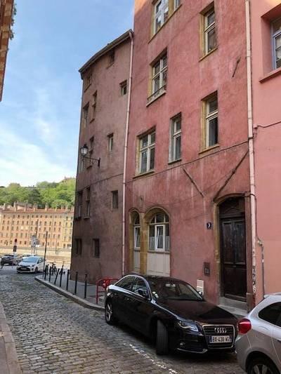 Location meublée studio 30m² Lyon 5E - 600€