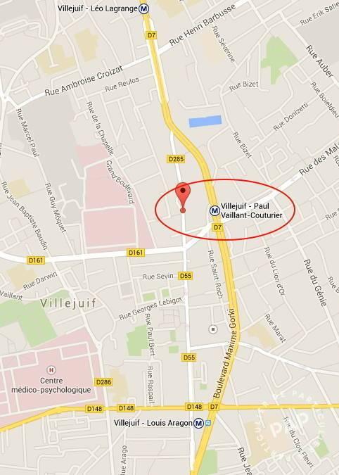 Location Appartement 2 Pi 232 Ces 37 M 178 Villejuif 94800 37
