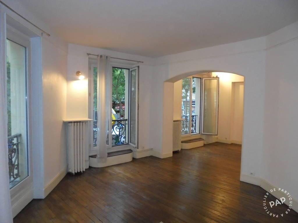Location immobilier 2.890€ Paris 13E