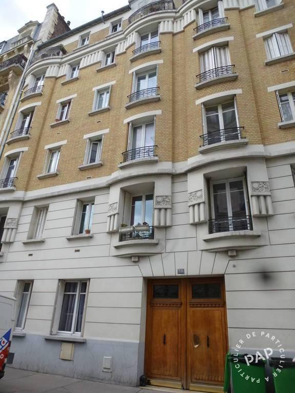 Location meubl e appartement 2 pi ces 25 m paris 18e 25 for Garage paris 18e