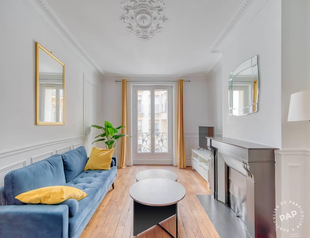 Location Appartement Paris 16E 50m² 2.100€