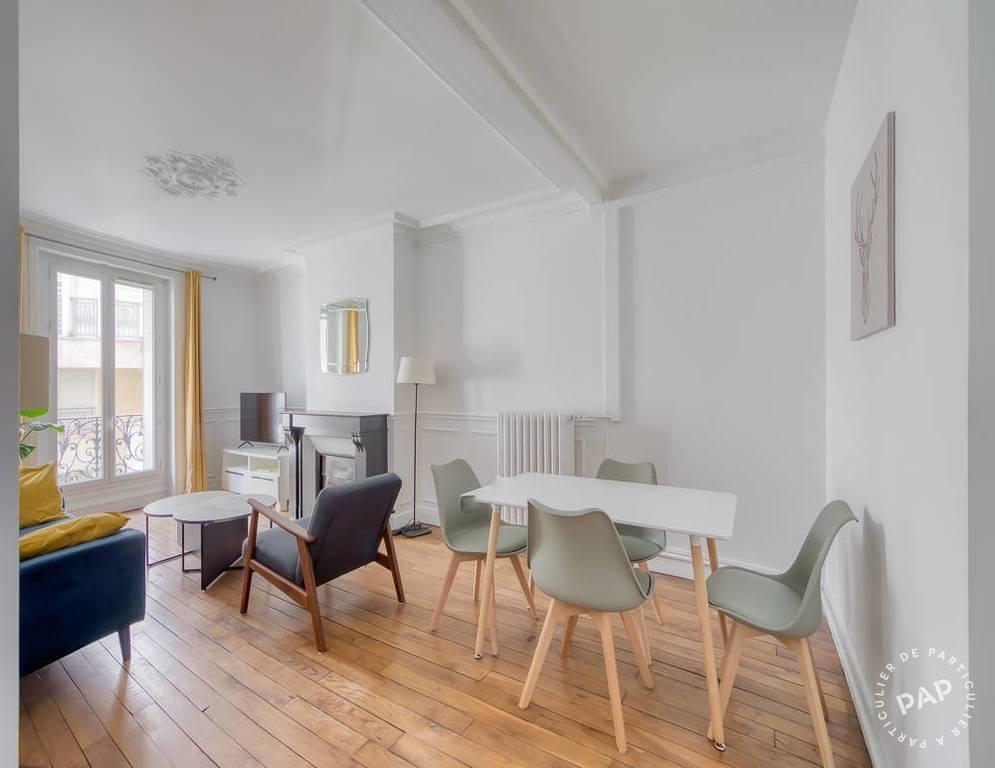 Location immobilier 2.100€ Paris 16E