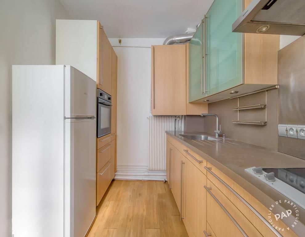 Immobilier Paris 16E 2.100€ 50m²