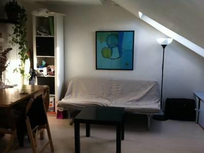 Location meublée appartement 2pièces 40m² Paris - 990€