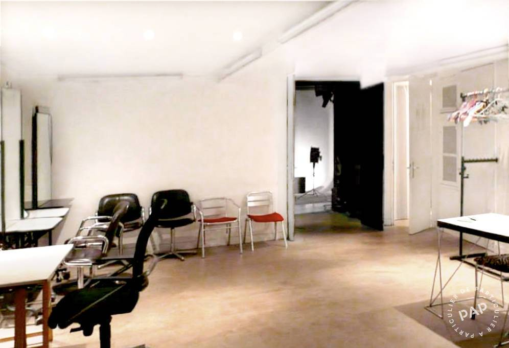 Local commercial Paris 10E 450 €