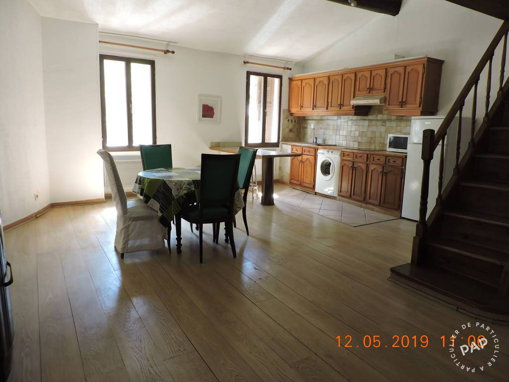 Location Appartement Beausoleil - Peille 45 m² 580 €