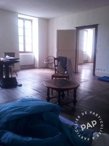 Location Appartement Caylus 115m² 500€
