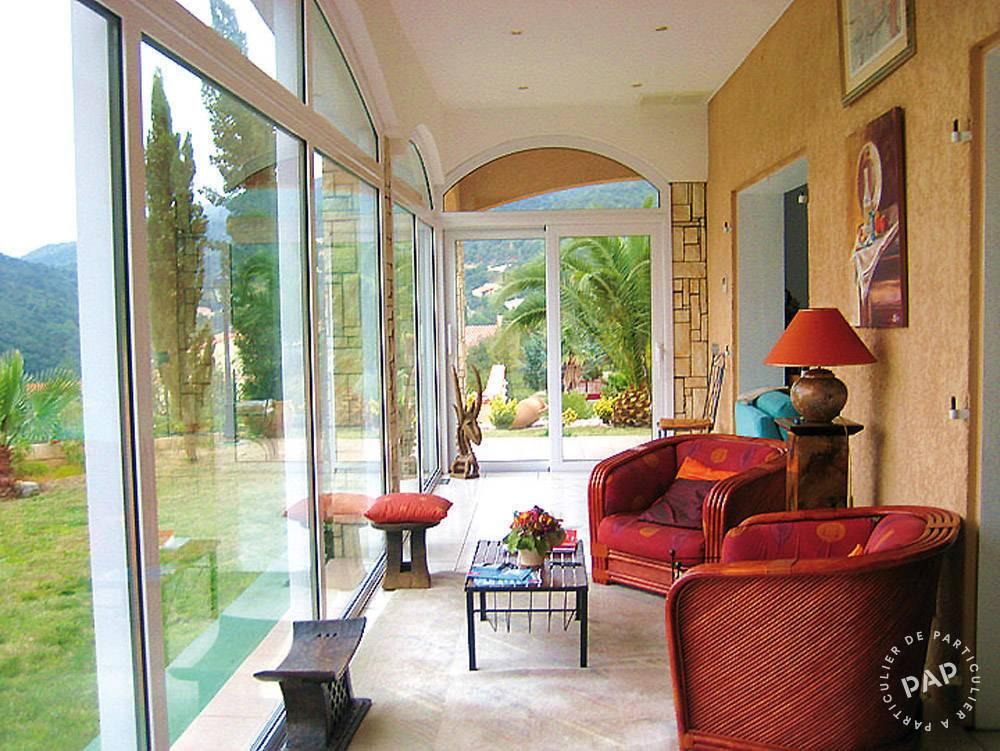 Immobilier Bastide Proche De Collioure 787.000€ 260m²