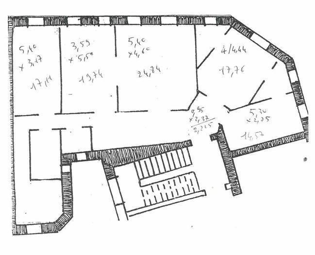 Location Bureaux et locaux professionnels Nice 150m² 1.880€