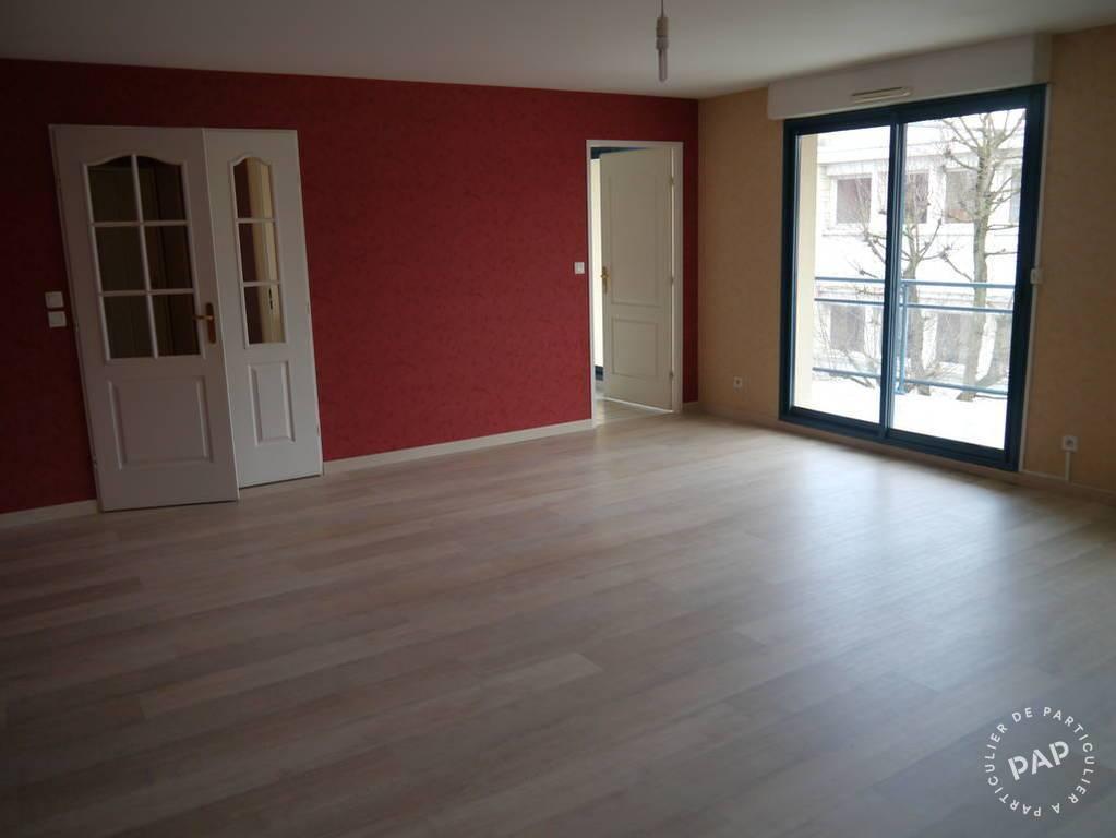 Location Appartement Arras 101m² 880€