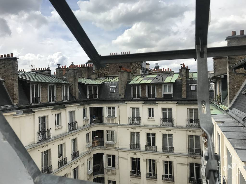 Location Appartement Paris 2E 9 m² 610 €
