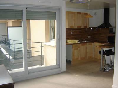 Location meublée studio 27m² Pontoise (95) - 680€