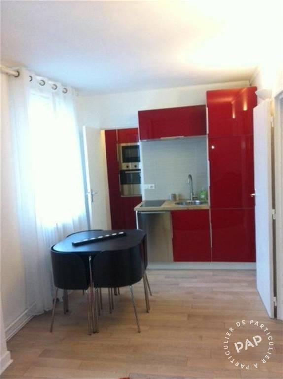 Location Appartement Paris 16E 33m² 1.190€