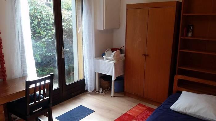 Location Meublée Chambre 10 M² Gif Sur Yvette 10 M² 380 De