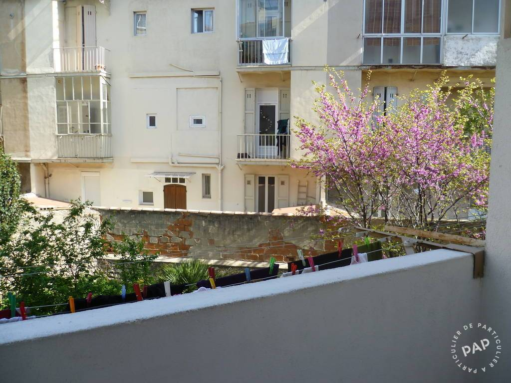 Location appartement 3 pièces Marseille 10e