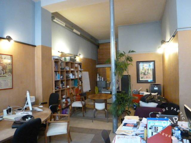Vente et location Bureaux, local professionnel Paris 18E 44m² 1.360€