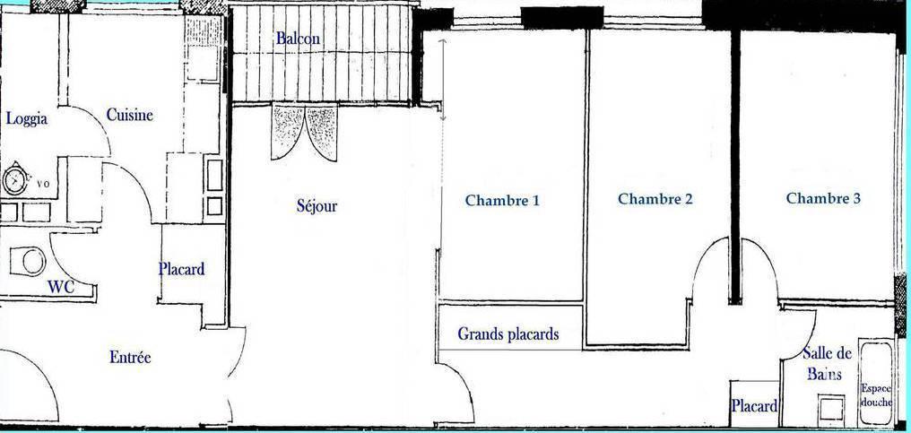 Location immobilier 1.040€ Eaubonne
