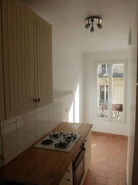 Location appartement 2pièces 43m² Paris 17E - 1.275€