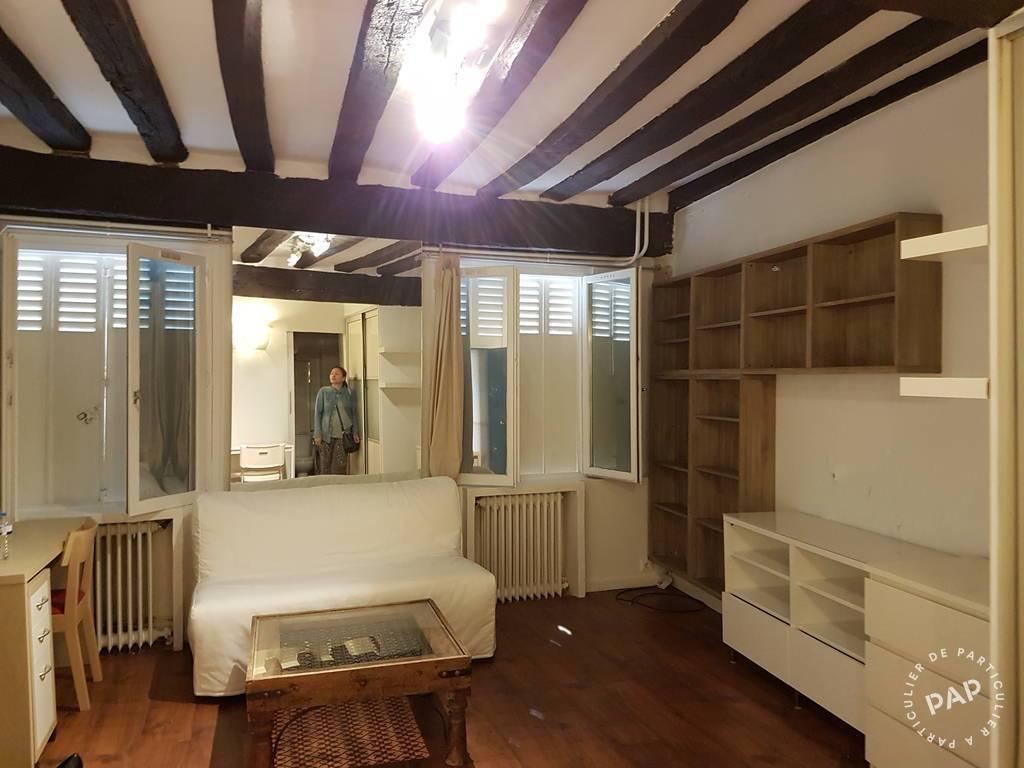 Location Appartement Paris 5E 27m² 1.150€