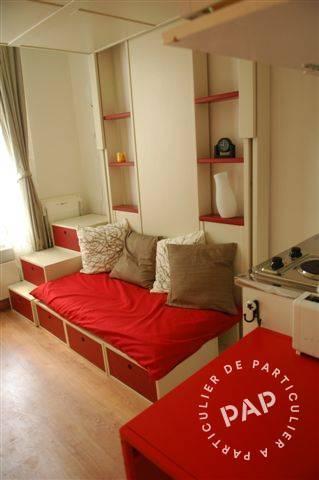 Location appartement studio Paris 9e