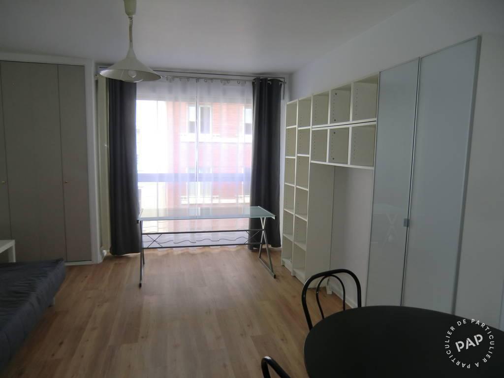 Location Appartement Boulogne-Billancourt 28m² 896€