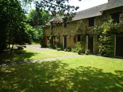 Location meublée maison 300m² Montfort-L'amaury (78490) - 3.000€