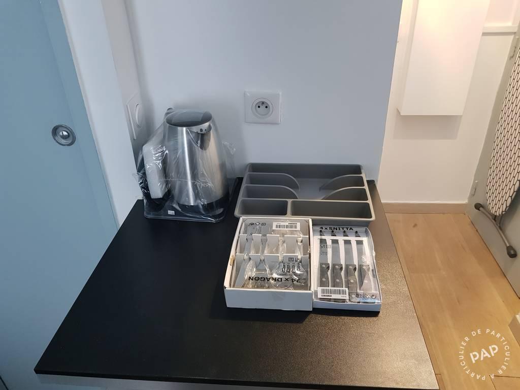 Appartement 760€ 14m² Paris