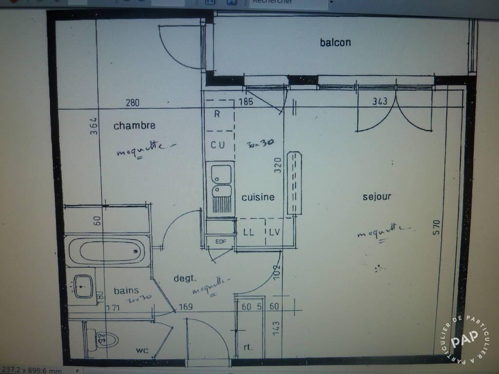 Location Appartement Rouen (76) 49m² 585€