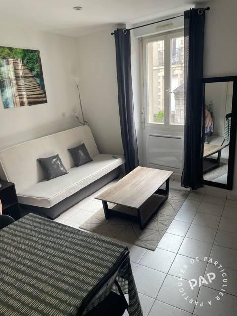 location meubl e studio 27 m nantes 44 27 m 460 de particulier particulier pap. Black Bedroom Furniture Sets. Home Design Ideas