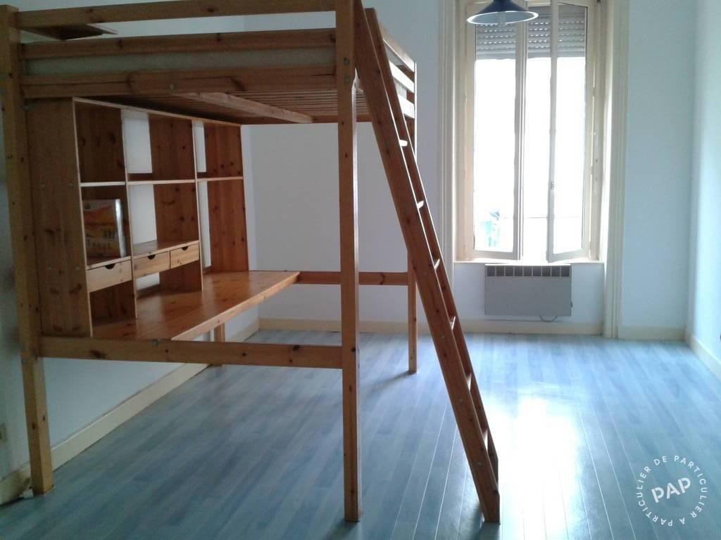 location studio 28 m lyon 28 m 490 e de particulier particulier pap. Black Bedroom Furniture Sets. Home Design Ideas