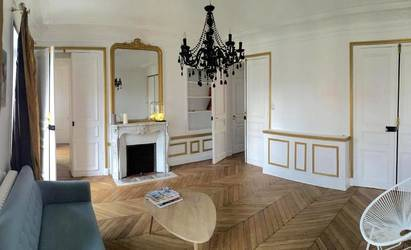 Location meubl�e appartement 6pi�ces 107m� Paris 5E - 3.500€