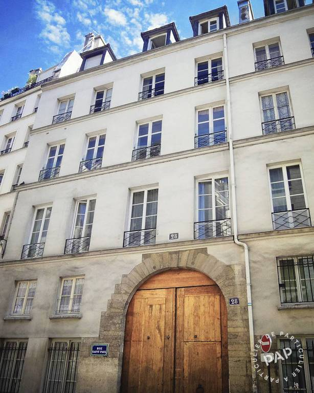 Immobilier Paris 2.290€ 50m²