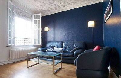 Location meublée appartement 2pièces 38m² Issy-Les-Moulineaux (92130) - 1.150€