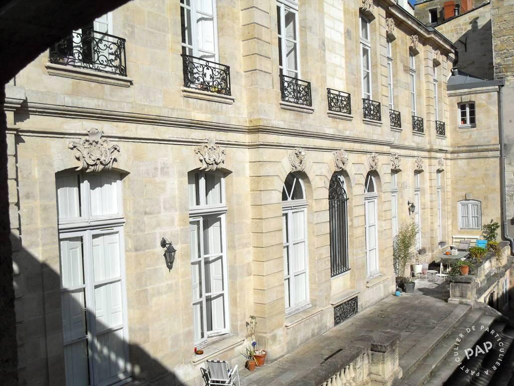 Location meubl e appartement 3 pi ces 50 m bordeaux 33 for Appartement bordeaux 200 000 euros